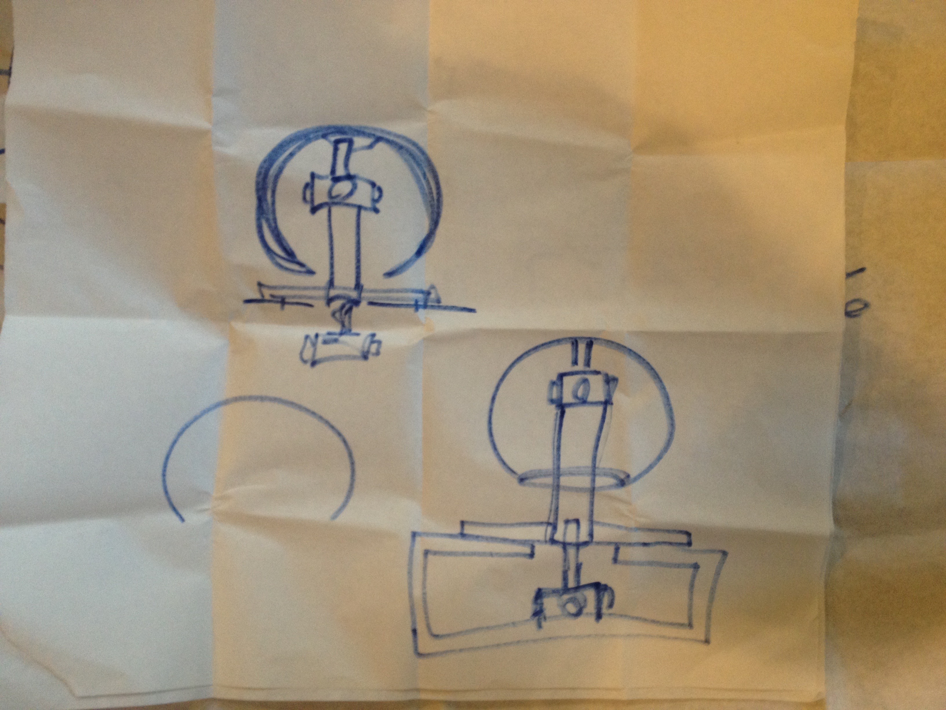 Ipc Quest Kennelly 2 Axis Joystick Wiring Diagrams One Controller In The Top Of Sphere For Rotation Underneath Translation A Slide Potentiometer Shaft Up And Down