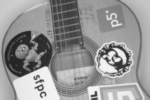 guitar-monochrome-small